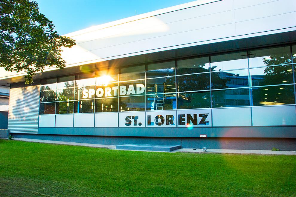 Pächter für Fußpflegebetrieb im Sportbad St. Lorenz gesucht!