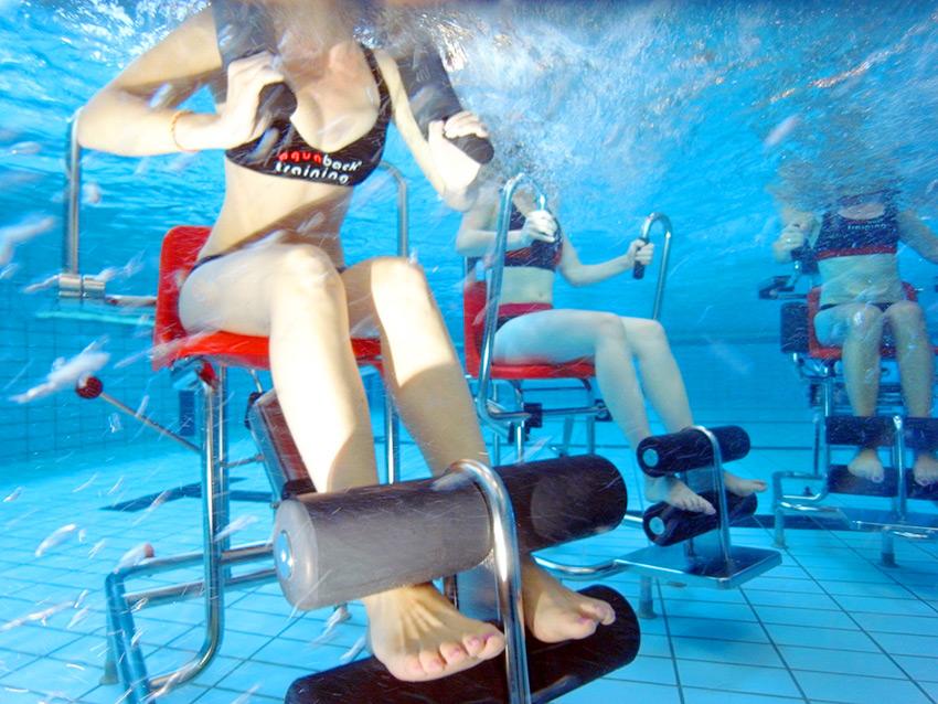 Schnupperkurse Aquaback® am Samstag, 07. Mai im Sportbad St. Lorenz