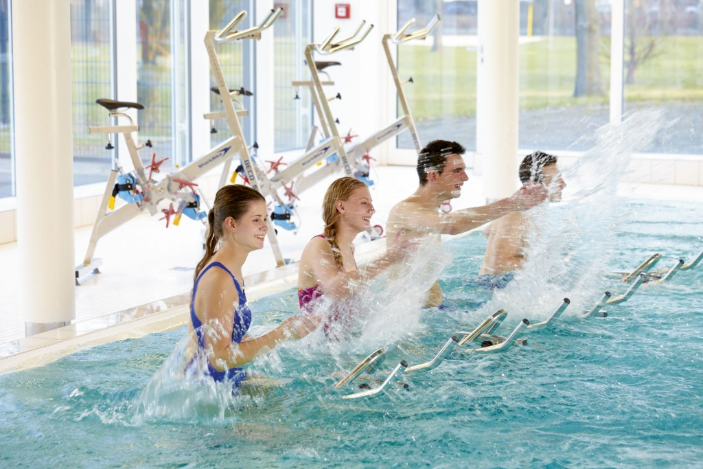Kursangebote der Lübecker Schwimmbäder