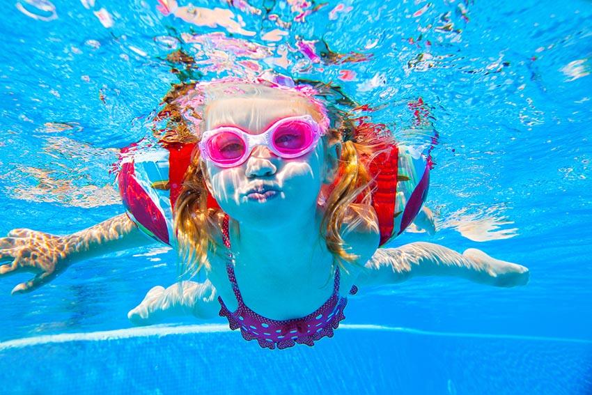 """Wassergewöhnung """"AQUA KIDS"""" im Zentralbad und Schwimmbad Kücknitz"""