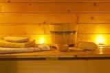 Sauna im Sportbad. St. Lorenz