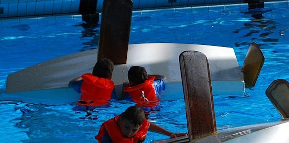 Schwimmbad Kücknitz am So., 02.04.17 von 08.00 bis 13.30 Uhr geöffnet.