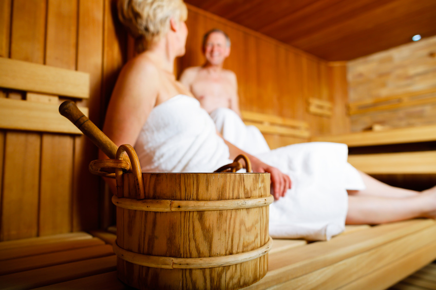 sauna im sportbad st lorenz l becker schwimmb der. Black Bedroom Furniture Sets. Home Design Ideas