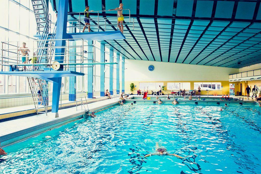 Schwimmbad Kücknitz tägl. ab 08.00 Uhr geöffnet. Schließungszeit im Zentralbad ab 30.07.2018