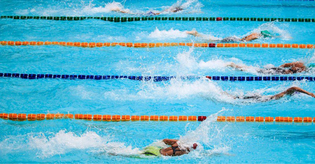 Schwimmveranstaltungen
