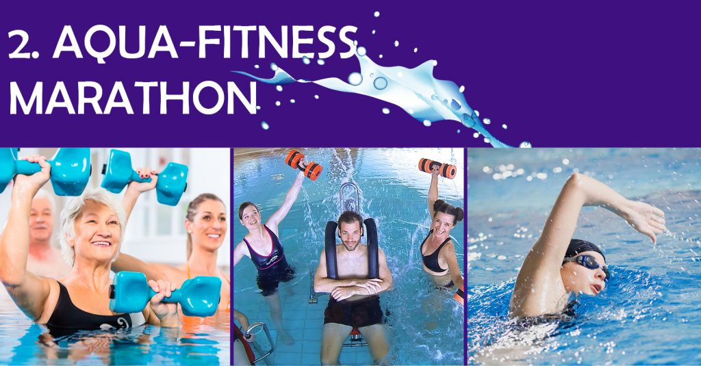 Aqua-Fitness Marathon