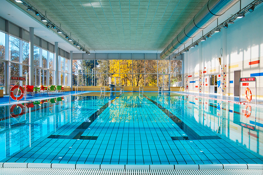 Schwimmbad Kücknitz