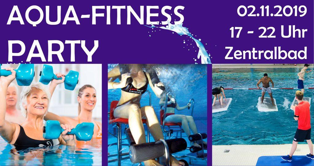 Aqua-Fitness Party
