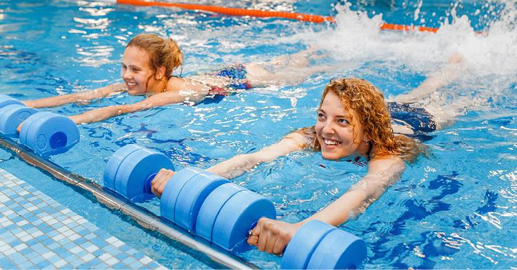 Aqua Fit – Präventionskurs
