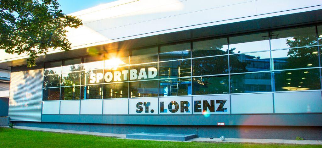 Sportbad ab 21.06. geöffnet
